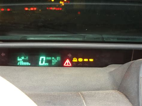 hybrid system warning light toyota camry 2006 battery light on how to reset battery
