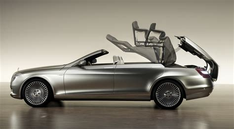convertible cars mercedes mercedes benz s class convertible open air limo planned
