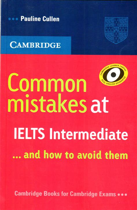 Cambridge In Use Series E Book Audio Software common mistakes at ielts intermediate and how to avoid theme free