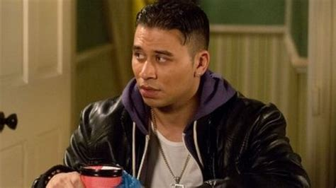 eastenders actor ricky norwood suspended from soap after ricky norwood suspended over claims of smoking cannabis