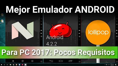 imagenes ocultas version android el mejor emulador con multiples versiones de android 7 0