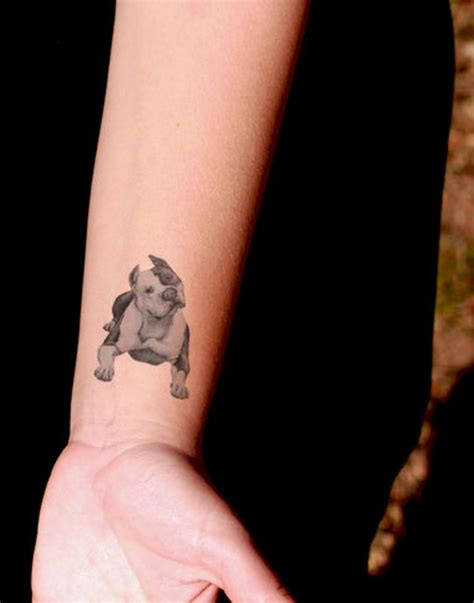 15 dog wrist tattoos design