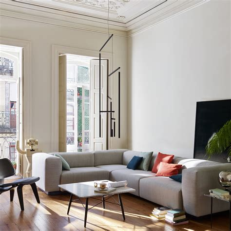 schlafzimmer chaises buy the soft modular corner sofa from vitra