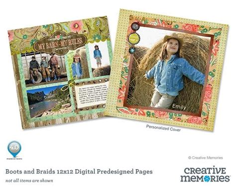 scrapbook layout generator 69 best scrapbooking western images on pinterest