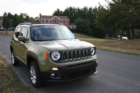 jeep crossover 2015 2015 jeep renegade the not so cute subcompact crossover
