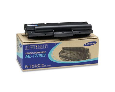Samsung ML-1710 Mono Laser Printer - Toner Cartridges ... K 1710