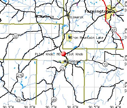 Pilot Knob Mo by Pilot Knob Missouri Mo 63663 Profile Population Maps Real Estate Averages Homes
