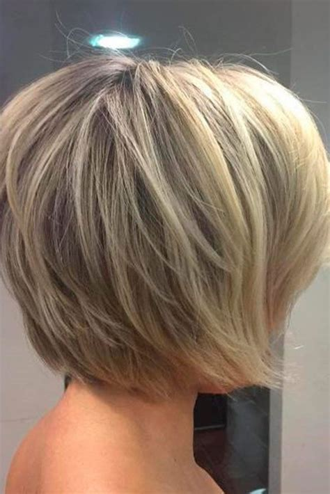 hair wax on bob hairstyles 22 adorable short layered haircuts for the summer fun