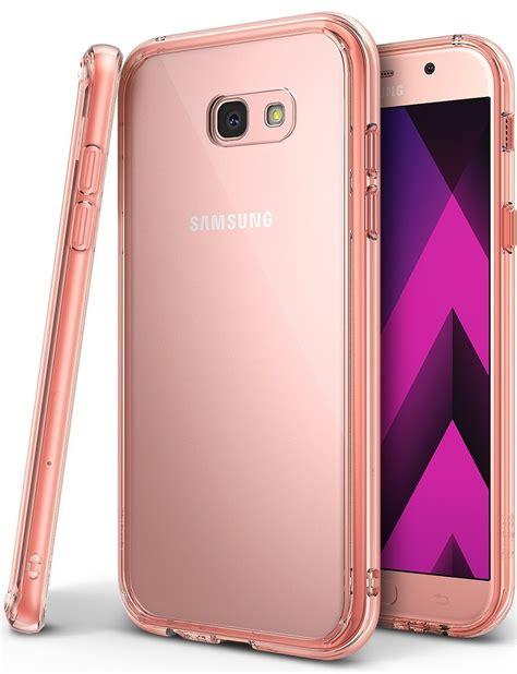 Samsung A3 Ringke Fusion Clear Soft Casing Bumper Cover Keren galaxy a3 2017 ringke 174 fusion tough pc back tpu bumper