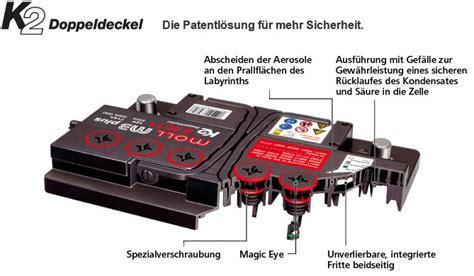 Was F R Eine Batterie Braucht Mein Auto by Moll Starterbatterie M3 Plus K2 Nass 12v 50ah 420a