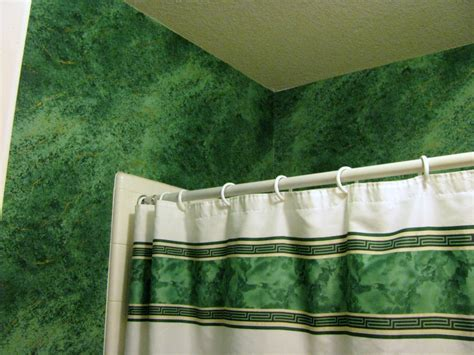 hunter green shower curtain the cannary family kids bathroom update