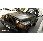 PR Concept Car Wrapping  Vinilos Especiales Mates Jeep