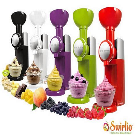 Fruit Maker big swirlio frozen fruit dessert maker fruit