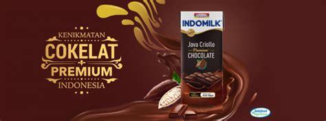 Indomilk Choclate indomilk java criollo premium chocolate drink pays homage