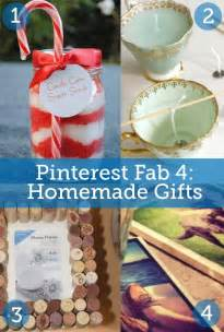 Year we shared a pinterest favorite blog post about diy holiday gifts