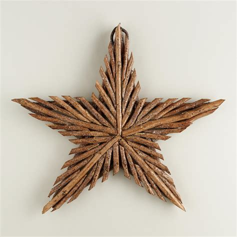 twig wall decor glittered twig wall decor world market