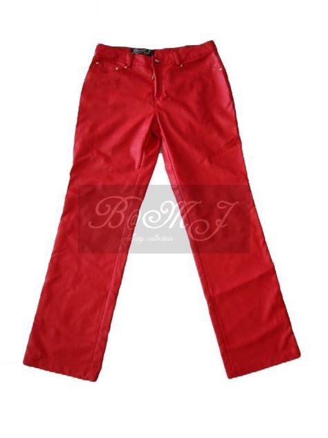 1498 Mj 1 Toppant michael jackson thriller trousers in thriller trousers red 29 99 b mj the top