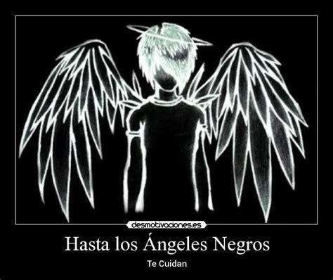 imagenes angel negro angeles negro anime imagui