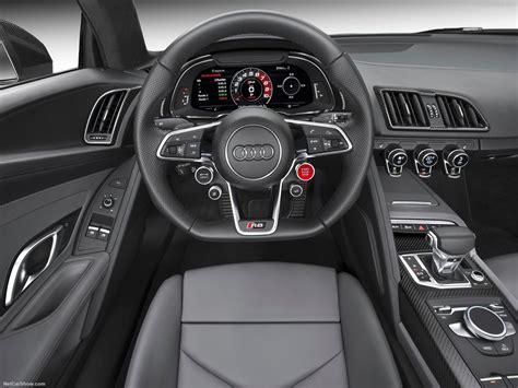 Audi R8 V10 plus (2016) picture #42, 1600x1200