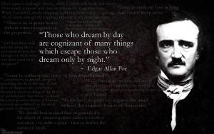 edgar allan poe biography and works edgar allan poe and how his works poems influenced my
