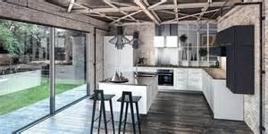 aravis malm 246 mod 232 le de cuisine bois moderne sagne cuisines