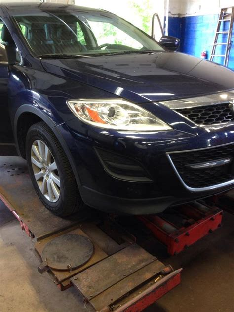 2010 mazda cx9 air conditioning lmt auto repair
