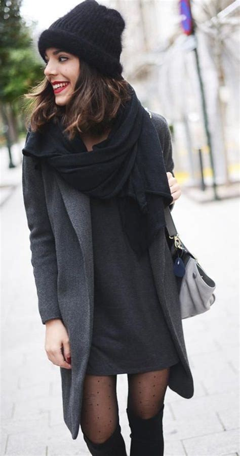 simple   winter outfits  inspire