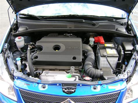 Suzuki Sx4 Motor Suzuki Sx4 Engine Gallery Moibibiki 1