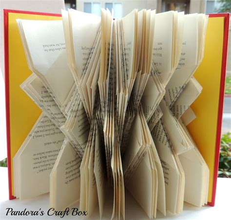 Origami Book Folding - book folding diy book folding