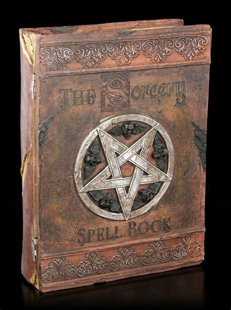 The Sorcery Spell Book the sorcery spell book box nightmare creatures