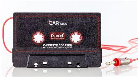cassette adapter cassette adaptor