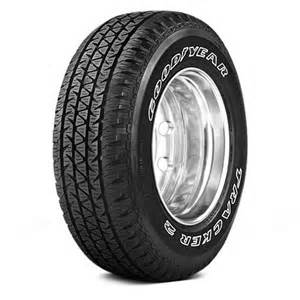 Goodyear Car Tires Prices Goodyear 174 Tracker 2 Tires All Season Performance Tire