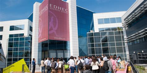 Edhec Mba Ranking 2015 by Edhec Business School