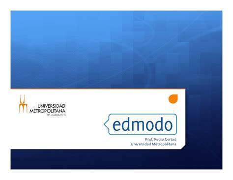 edmodo not loading taller de edmodo