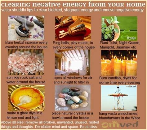 Detox Living Grid by Clearing Negative Energy From Your Home Home The O Jays