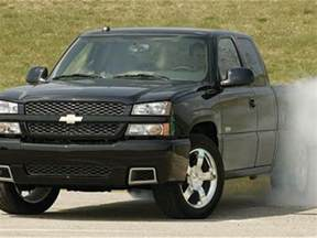 2005 rwd chevrolet silverado ss review specs road test