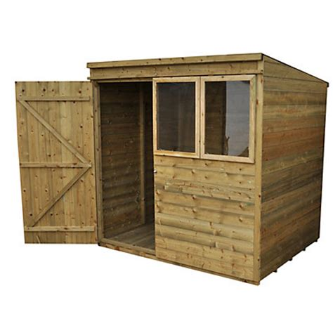 Tongue And Groove Timber For Sheds by Forest Timber Tongue Groove Pent Wooden Shed