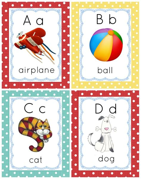 printable montessori flashcards gorgeous colourful abc cards are great for activities and