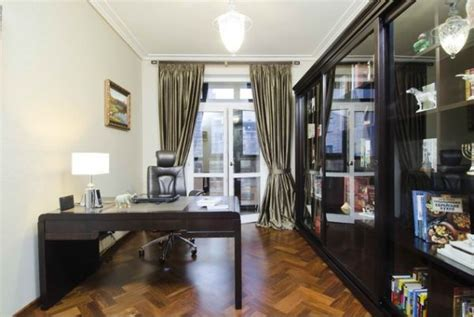 Narrow Home Office Design 10 Luxury Office Design Ideas For A Remarkable Interior