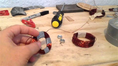 inductors used in wind turbines diy wind turbine 5 free energy coils for free