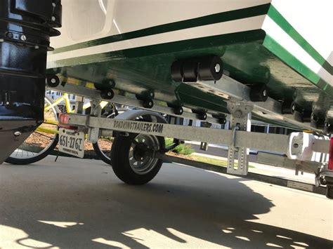 boat trailer roller bunk bracket boat trailer roller bunk bracket for dutton lainson roller