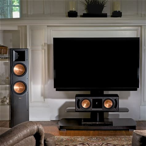 klipsch 5 2 1 atmos home theater speakers