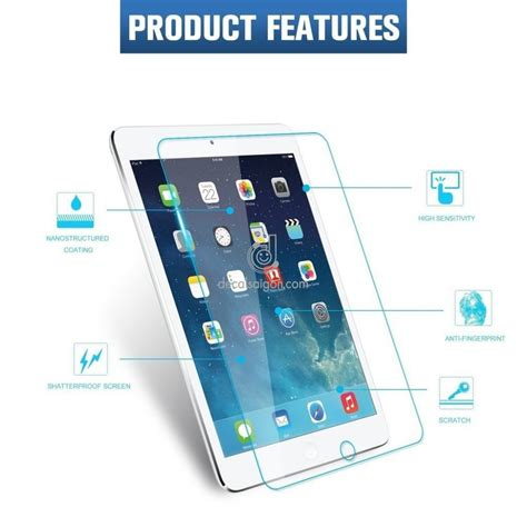 For Apple Pro 129 Clear Gratis Tempered Glass Ultra k 237 nh cường lực pro 12 9 inch cao cấp chất lượng hcm