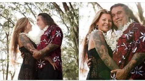 SLAYER Singer, Wife Celebrate 20th Anniversary By Renewing