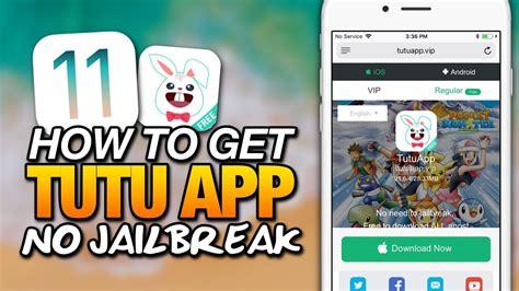 full version cydia no jailbreak how to get tutu app no jailbreak on ios 11 free paid