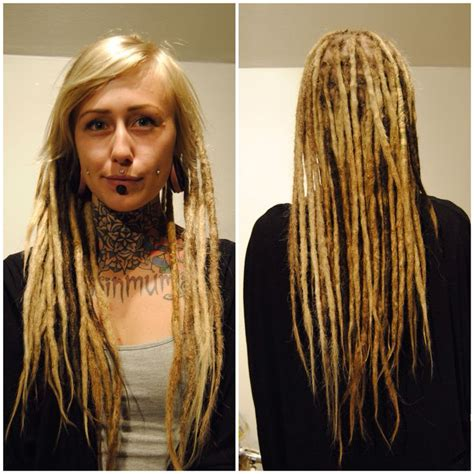 dreadlock extensions on pixie cut 1000 images about dreads enz on pinterest updo my hair