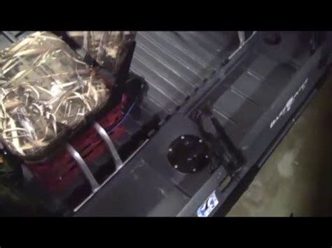 bass hunter ex boat video bass hunter boat seat tracks how to save money and do it