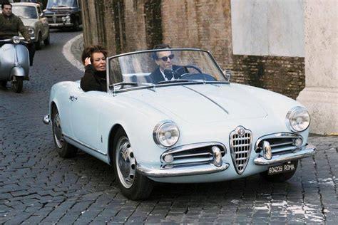 Alfa Romeo Vintage by Baby Blue Loren Daniel Day Lewis Sofia Loren