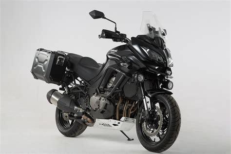 Navi Für Motorräder Gebraucht by Sw Motech R 252 Stet Kawasaki Versys 1000 Aus