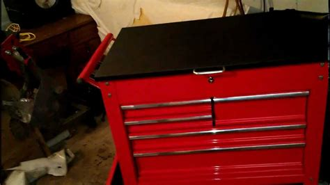 us general 5 drawer tool cart mods harbor freight 5 drawer cart mod top and tray